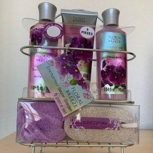 Other - NWT Floral Breeze Secret Garden Set
